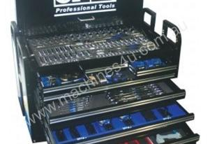 TOOLkIT 373 PC METRIC/SAE - BLACK 7 DRAWER CUSTOM