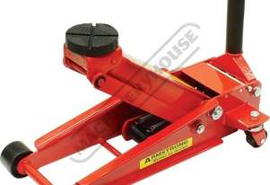 ARMM901QL Professional Quick Lift Hydraulic Trolley Jack - Steel 2500kg (2.5 Tonne) Double Lift Pump