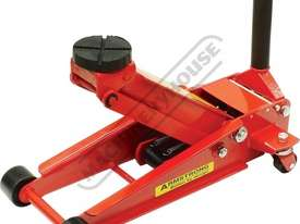 ARMM901QL Professional Quick Lift Hydraulic Trolley Jack - Steel 2500kg (2.5 Tonne) Double Lift Pump - picture0' - Click to enlarge