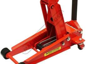 ARMM901QL Professional Quick Lift Hydraulic Trolley Jack - Steel 2500kg (2.5 Tonne) Double Lift Pump - picture2' - Click to enlarge