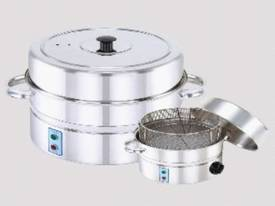 Electric Stainless Steel Steamer 4 L
