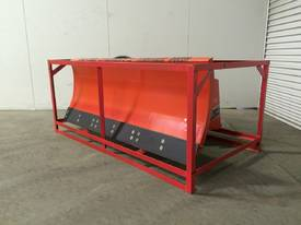 UNUSED HYDRAULIC ANGLE GRADER BLADE WITH UNIVERSAL