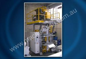 Vertical Form Fill Sealer: 60 bags/minute - A48