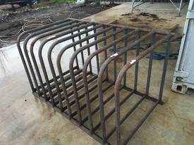 Large Timber Sheet Or Steel Storage Rack #P