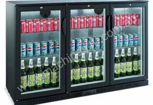 Bromic BB0330GD Back Bar Display Chiller 307L (Hinged Door)