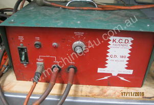Kcd   180 PIN WELDER