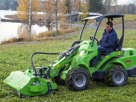 Avant Flail Mower - picture0' - Click to enlarge