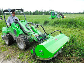 Avant Flail Mower - picture3' - Click to enlarge