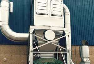 Australian Made MDC range of Dust Collectors