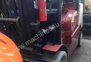 Hyster 7 Ton forklift 6200mm Lift Height Side Shif