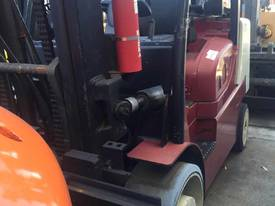 Hyster 7 Ton forklift 6200mm Lift Height Side Shif - picture0' - Click to enlarge
