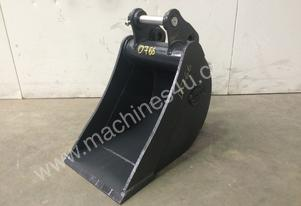 UNUSED 300MM SAND BUCKET SUIT 1-2T EXCAVATOR D766