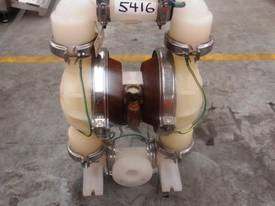 Diaphragm Pump - In/Out:50mm Dia. - picture0' - Click to enlarge
