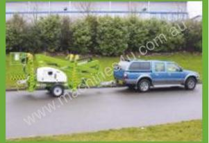 Nifty 150T 14.7m Trailer Mount