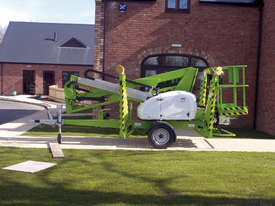 Nifty 150T 14.7m Trailer Mount - picture9' - Click to enlarge