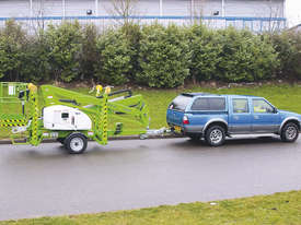 Nifty 150T 14.7m Trailer Mount - picture10' - Click to enlarge