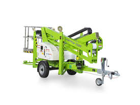 Nifty 150T 14.7m Trailer Mount - picture3' - Click to enlarge