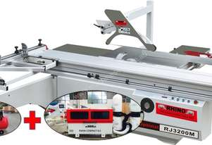 RHINO PACKAGE DEAL with RJ3200M Panel Saw *Great start up package*