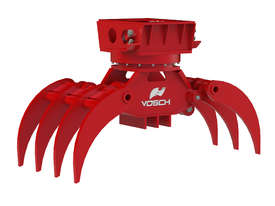 VOSCH HD rotating grapple for 4 Tonne through to 9 Tonne Excavators - picture0' - Click to enlarge