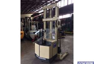 Used Crown 1500kgs Walkie Stacker