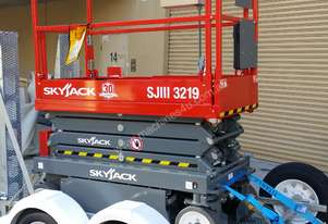 SKYJACK SJ 3219 Electric Scissor Lift
