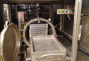 Custom Made Commercial Autoclave
