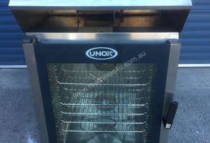 UNOX XVC704 Combi Oven with Integrated Hood