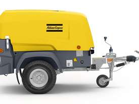 Portable Diesel Compressor XAS 48 KdG - picture0' - Click to enlarge
