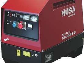 MOSA Yanmar DIESEL 3 PHASE Generator - picture0' - Click to enlarge
