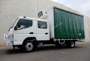 Fuso Canter 918 Refrigerated Truck