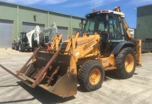 Case 580 Super LE Backhoe Loader Loader