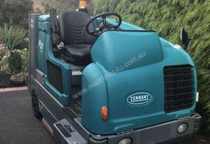 Tennant   M20 sweeper/scrubber