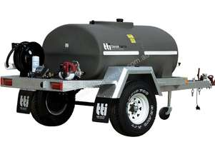 DieselPatrol 1000L - On Road Trailer, Single Axle with Brake