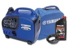 Yamaha 1000w Inverter Generator - picture8' - Click to enlarge
