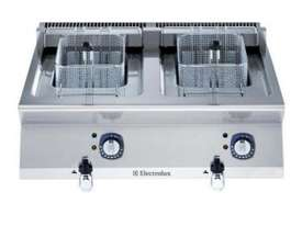 Electrolux 700XP Bench Top Electric Deep Fryer Double - picture0' - Click to enlarge