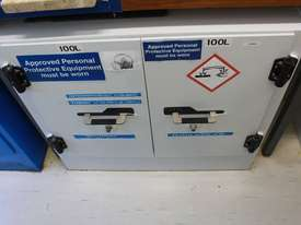 Safety Cabinet - picture1' - Click to enlarge