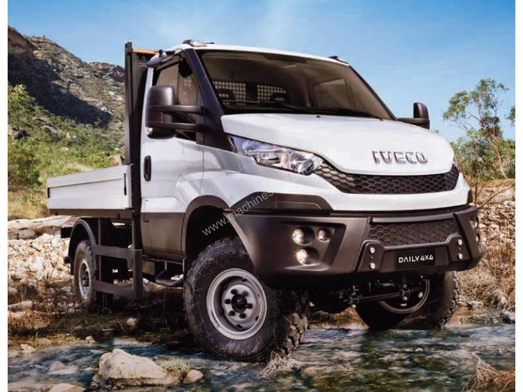 New Iveco Iveco Daily 4x4 Single Cab Cab Chassis In Listed On Machines4u