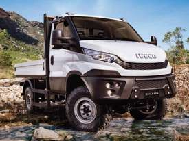 Iveco Daily 4x4 Single Cab - picture0' - Click to enlarge
