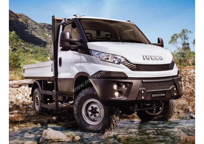Iveco Daily 4x4 Single Cab