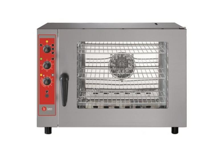 Baron BREV-051M 5 x 1/1GN Electric Combi Oven with Manual Controls