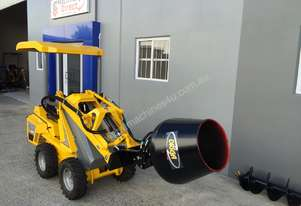 Ozziquip Puma Mini Loader Fencers Package