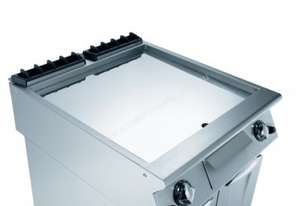 Mareno ANFT9-6ELC Fry-Top With Smooth Chromed Fry Plate