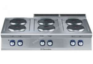 Electrolux 700XP E7ECEH6R00 6 hot plate electric boiling top