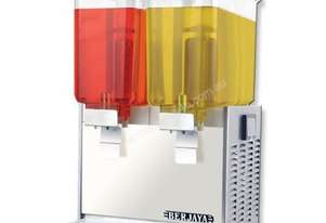 Semak JD218M Juice Dispenser Dual Bowl