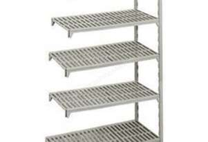 Cambro Camshelving CSA51247 5 Tier Add On Unit