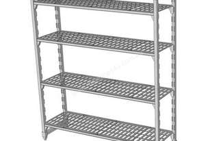 EZ Shelving 4 Tier Shelving Set - 1525mm