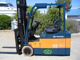 Toyota 7FBE20 Battery/Electric forklift with 6 mtr lift - picture0' - Click to enlarge