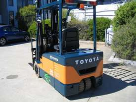 Toyota 7FBE20 Battery/Electric forklift with 6 mtr lift - picture2' - Click to enlarge