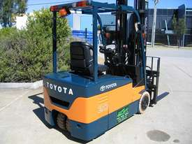 Toyota 7FBE20 Battery/Electric forklift with 6 mtr lift - picture3' - Click to enlarge