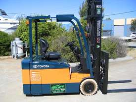 Toyota 7FBE20 Battery/Electric forklift with 6 mtr lift - picture4' - Click to enlarge